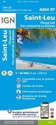La couverture et les autres extraits de Piton de la Fournaise, Parc national de La Réunion. 1/25 000, Edition 2020