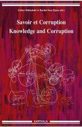 Savoir et corruption