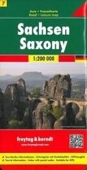 La couverture et les autres extraits de Allemagne, Benelux, Autriche, République Tchèque. 1/1 000 000