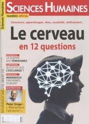 Sciences Humaines N° 310, janvier 2019 : Le cerveau en 12 questions