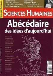 Sciences Humaines N° 311, février 2019 : Abécédaire des idées d'aujourd'hui