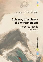 Science, conscience et environnement