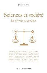 Science et société