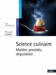 Science culinaire
