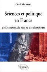 Sciences et politique en France
