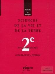 Sciences de la Vie et de la Terre en classe de 2e