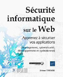La couverture et les autres extraits de La sécurité informatique en mode projet