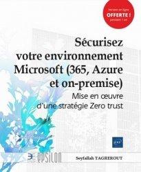 Sécurisez votre environnement Microsoft (365, Azure et on-premise) - Mise en œuvre d'une stratégie Zero trust