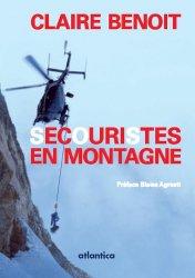 Secouristes en montagne dans les Hautes-Pyrénées