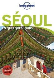 La couverture et les autres extraits de Séoul. 3e édition