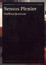 Sensus Plenior. L'économie du vivant, Edition bilingue français-anglais