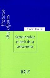 Secteur public et droit de la concurrence