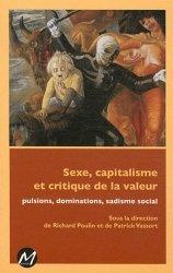 Sexe, capitalisme et critique de la valeur