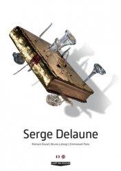 Serge Delaune. Edition bilingue français-anglais