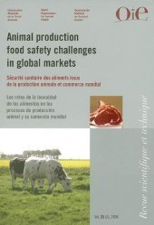 Sécurité sanitaire des aliments issus de la production animale et commerce mondial