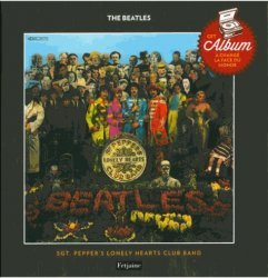 Sgt Pepper's lonely hearts club band