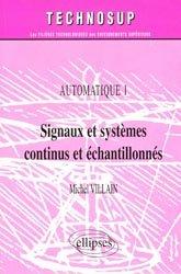 Signaux et systèmes continus et échantillonnés