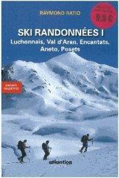 Ski randonnées I Luchonnais, Val d'Aran, Encantats, Aneto, Posets