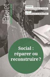 Social : réparer ou reconstruire