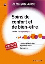 La couverture et les autres extraits de Soins relationnels  - Soins palliatifs  UE 4.2 et 4.7