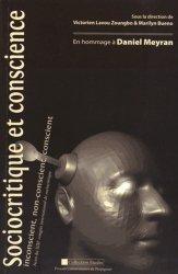 Sociocritique et conscience : inconscient, non-conscient, conscient