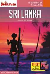 La couverture et les autres extraits de Sri Lanka. Edition 2019