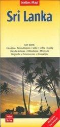La couverture et les autres extraits de Sri Lanka. 1/420 000, Edition bilingue français-anglais