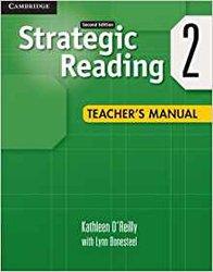 Strategic Reading Level 2 - Teacher's Manual