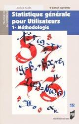 Statistique générale pour utilisateurs 1- Méthodologie