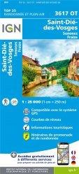 La couverture et les autres extraits de Sarreguemines, Vallée de la Sarre. 1/25 000