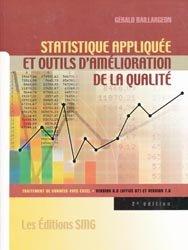 Statistique appliquée et outils d'amélioration de la qualité
