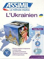 Super Pack - L'Ukrainien - Débutants et Faux-débutants