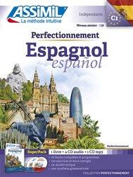 Super Pack - Perfectionnement Espagnol - Confirmés