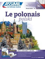 Super Pack - Le Polonais - Polski - Débutants et Faux-débutants