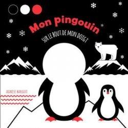 Sur le bout de mon doigt - mon pingouin