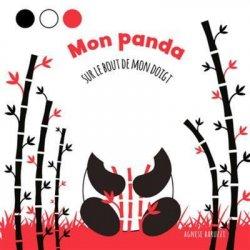 Sur le bout de mon doigt - mon panda