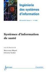 Systèmes d'information de santé