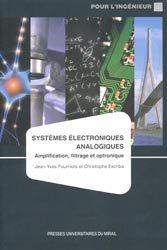 Systèmes électroniques analogiques