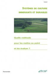 Systèmes de culture innovants et durables
