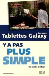 La couverture et les autres extraits de Les Tablettes Android Y a pas plus simple