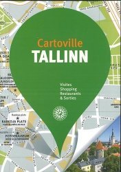 La couverture et les autres extraits de Pays baltes. Edition 2016