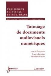 Tatouage de documents audiovisuels numériques