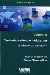 Territorialisation de l'éducation