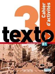 TEXTO 3 B1 CAHIER ACTIVITES + CD