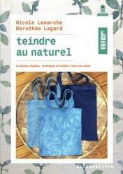 La couverture et les autres extraits de Guide des teintures naturelles