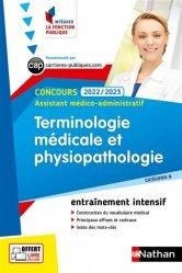 Terminologie médicale et physiopathologie Assistant médico-administratif