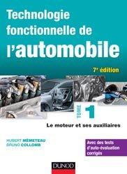 Technologie fonctionnelle de l'automobile Tome 1