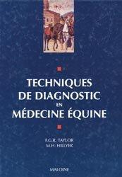 Techniques de diagnostic en médecine équine