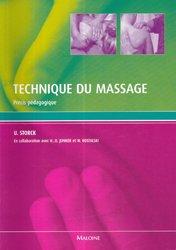 Technique du massage