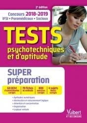 Tests psychotechniques et d'aptitude Concours 2018-2019